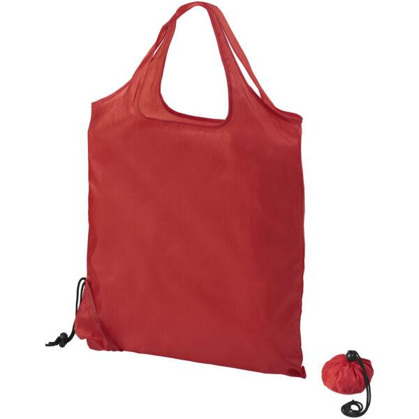 Scrunchy shopping tote bag (21071704)