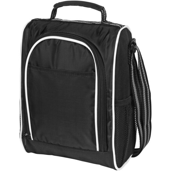Sporty insulated lunch cooler bag (21073901)