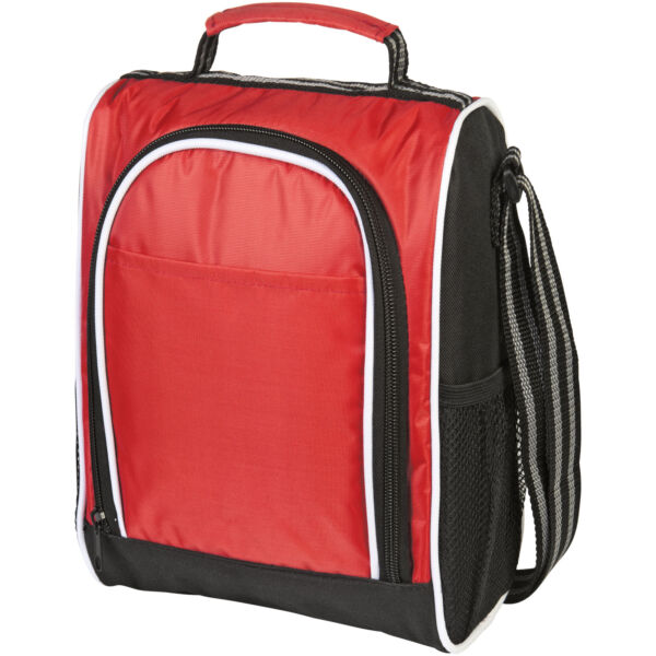 Sporty insulated lunch cooler bag (21073902)