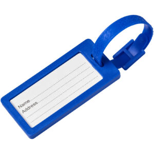 River window luggage tag (21085900)