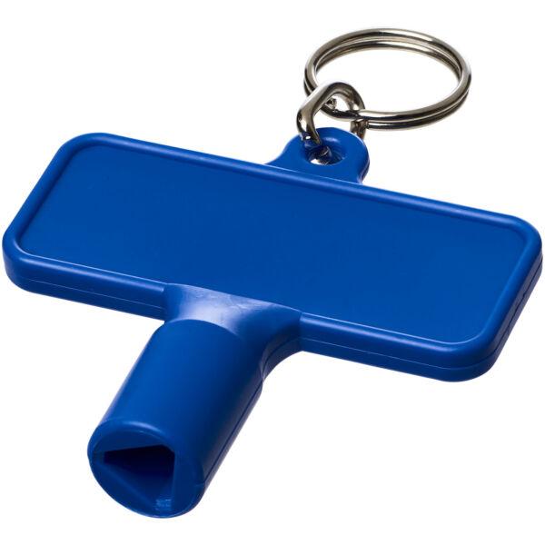 Maximilian rectangular utility key keychain (21087001)