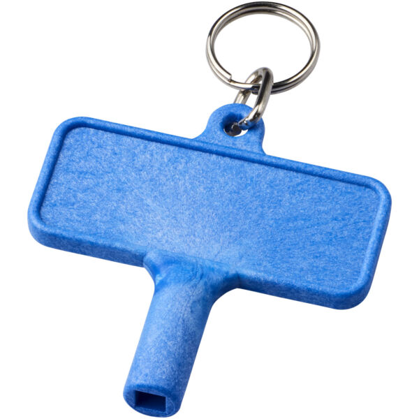 Largo plastic radiator key with keychain (21087201)