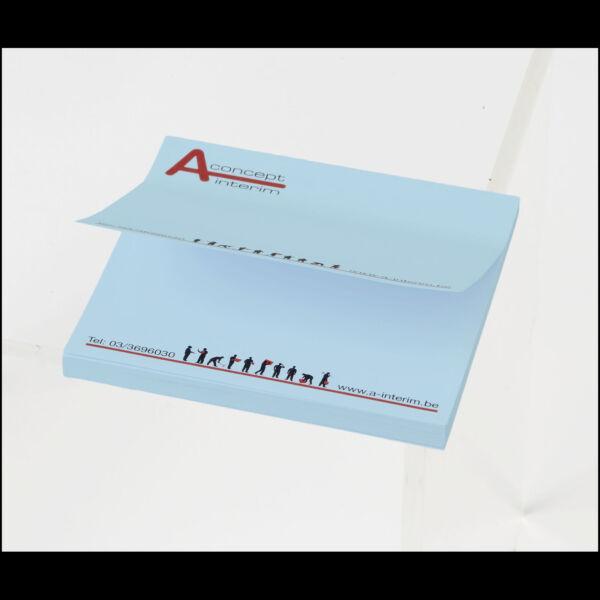 Sticky-Mate® squared sticky notes 75x75 (21093012)