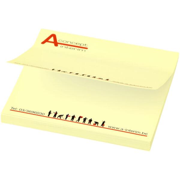 Sticky-Mate® squared sticky notes 75x75 (21093022)