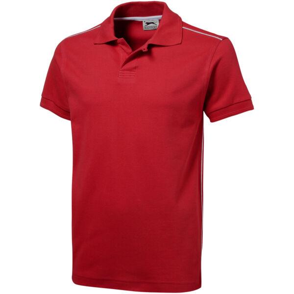 Backhand short sleeve polo (33091256)