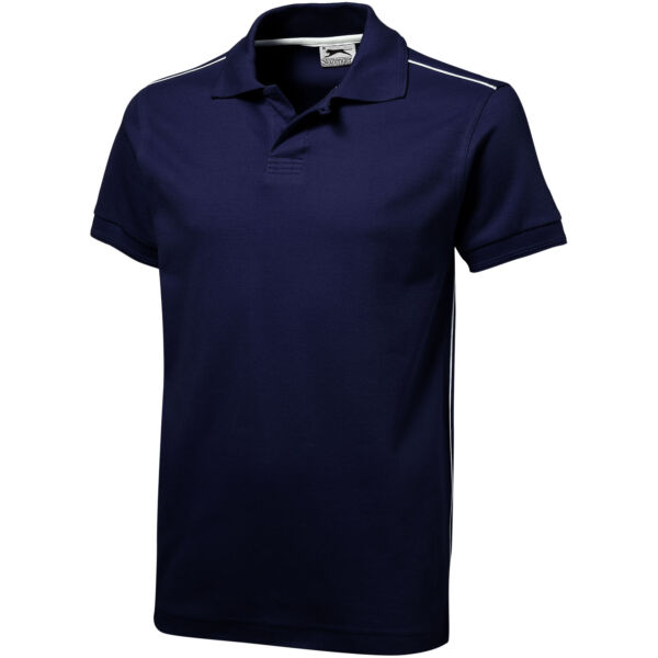 Backhand short sleeve polo (33091496)