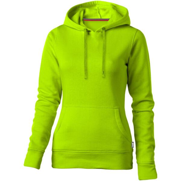 Alley hooded ladies sweater (33239685)