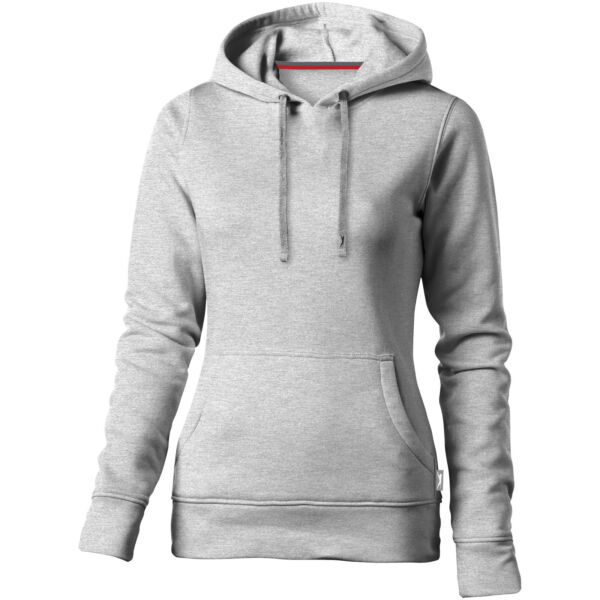 Alley hooded ladies sweater (33239955)