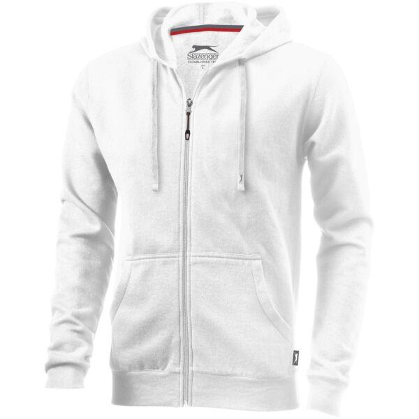 Open full zip hooded sweater (33240016)