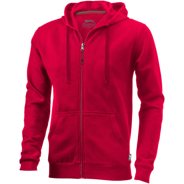 Open full zip hooded sweater (33240256)