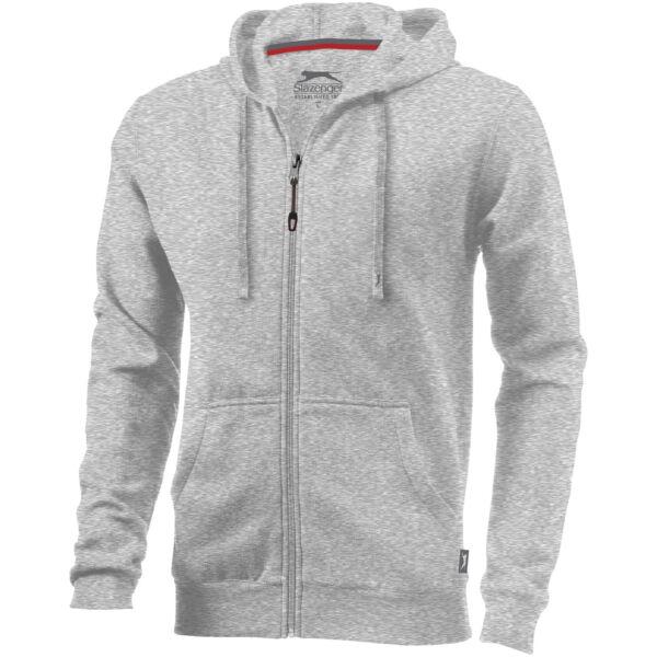 Open full zip hooded sweater (33240956)