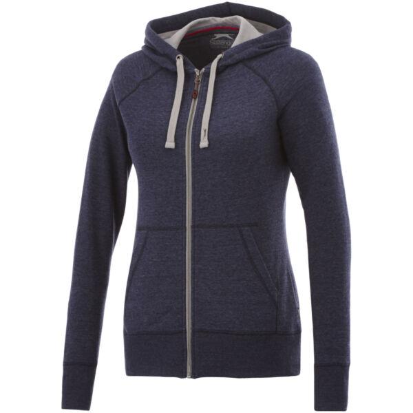 Groundie full zip ladies hoodie (33247494)