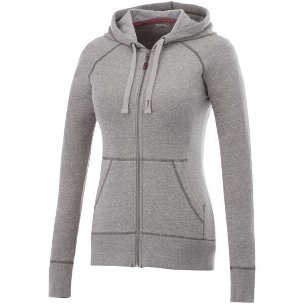 Groundie full zip ladies hoodie (33247964)