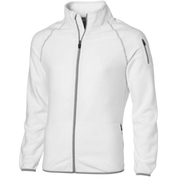 Drop shot full zip micro fleece jacket (33486016)