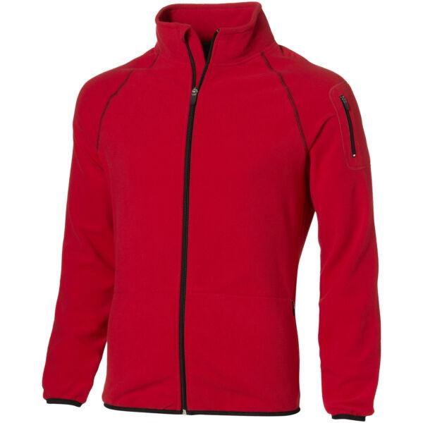 Drop shot full zip micro fleece jacket (33486256)