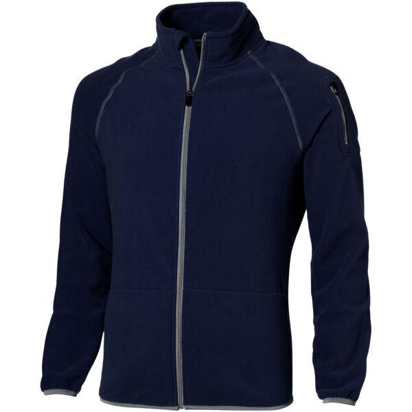 Drop shot full zip micro fleece jacket (33486496)