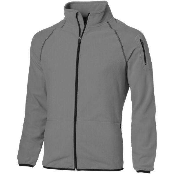 Drop shot full zip micro fleece jacket (33486906)