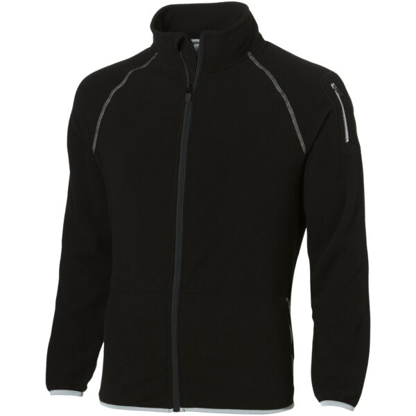 Drop shot full zip micro fleece jacket (33486996)