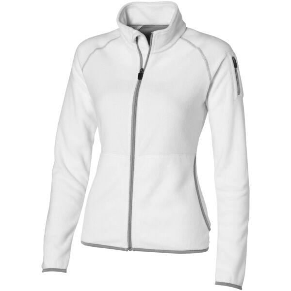 Drop shot full zip micro fleece ladies jacket (33487015)