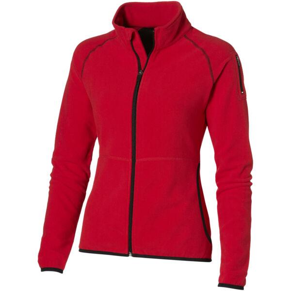 Drop shot full zip micro fleece ladies jacket (33487255)