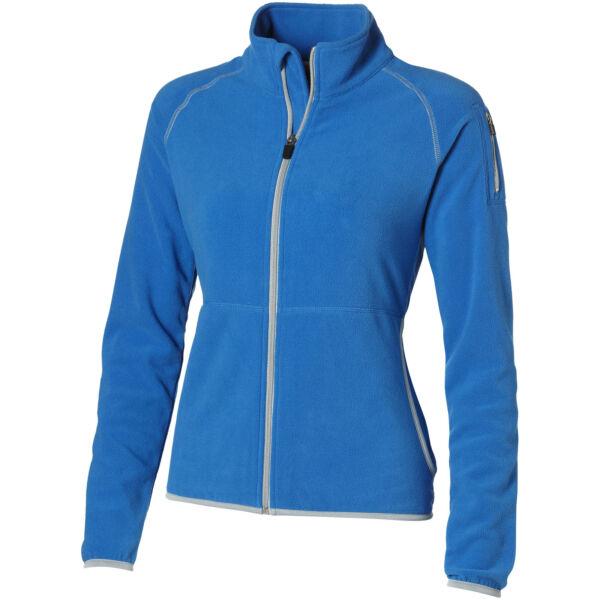 Drop shot full zip micro fleece ladies jacket (33487425)
