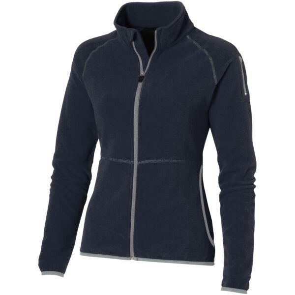 Drop shot full zip micro fleece ladies jacket (33487495)