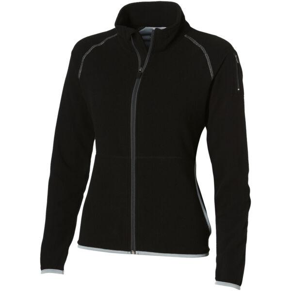 Drop shot full zip micro fleece ladies jacket (33487995)