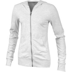 Garner full zip hooded ladies sweater (38220014)