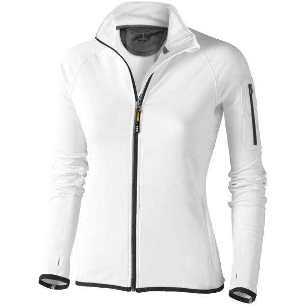 Mani power fleece full zip ladies jacket (39481015)