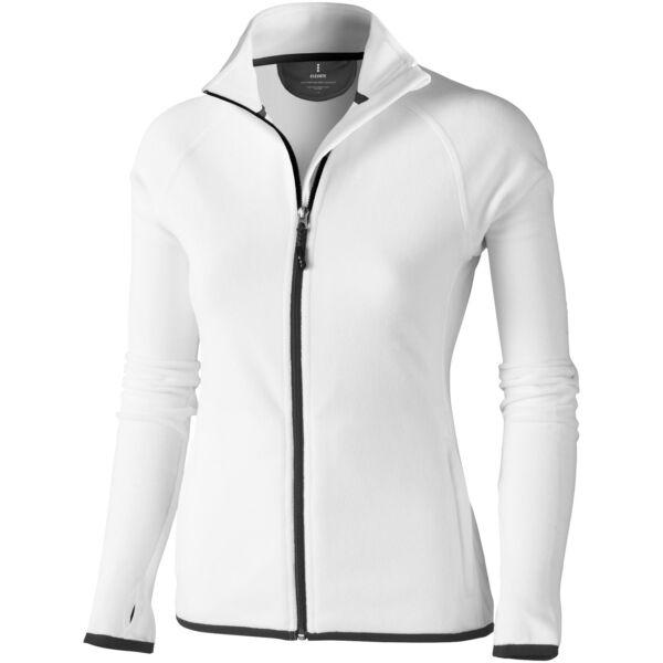 Brossard micro fleece full zip ladies jacket (39483015)