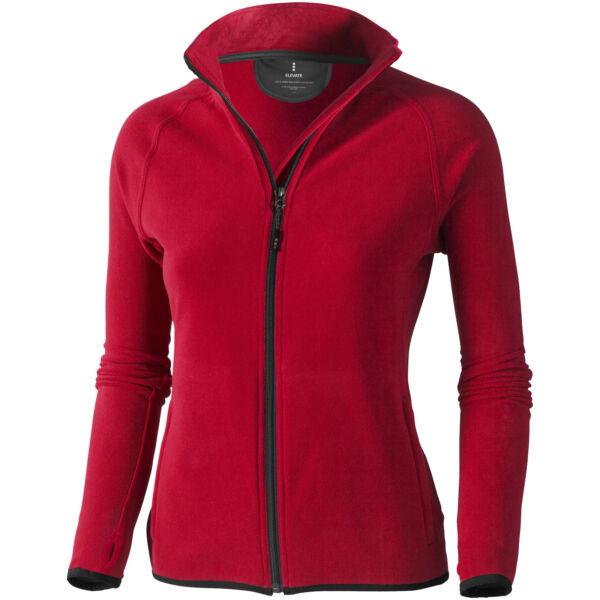 Brossard micro fleece full zip ladies jacket (39483255)