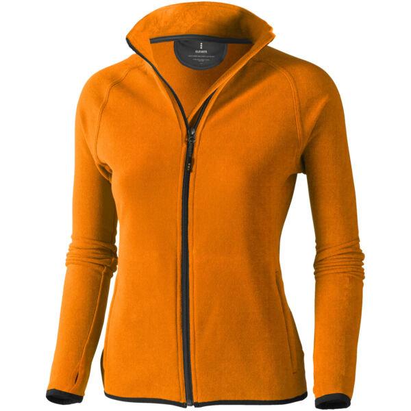 Brossard micro fleece full zip ladies jacket (39483335)