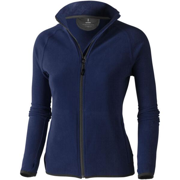 Brossard micro fleece full zip ladies jacket (39483495)
