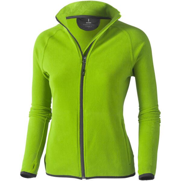 Brossard micro fleece full zip ladies jacket (39483685)