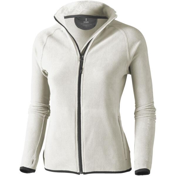 Brossard micro fleece full zip ladies jacket (39483905)